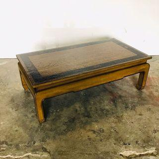 Antique Hand-Painted Coffee Table