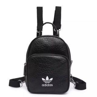 Adidas Mini Backpack and Sling Bag