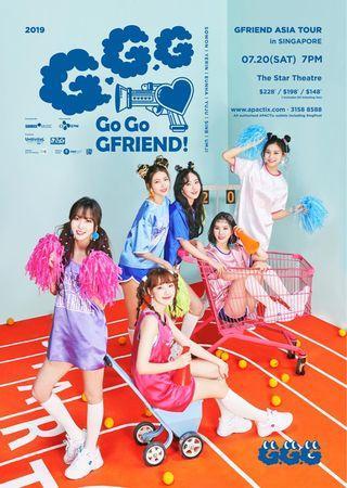 [WTB] GoGoGfriend Concert Fan benefit