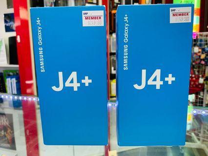 Samsung J4 Plus (Promotion)