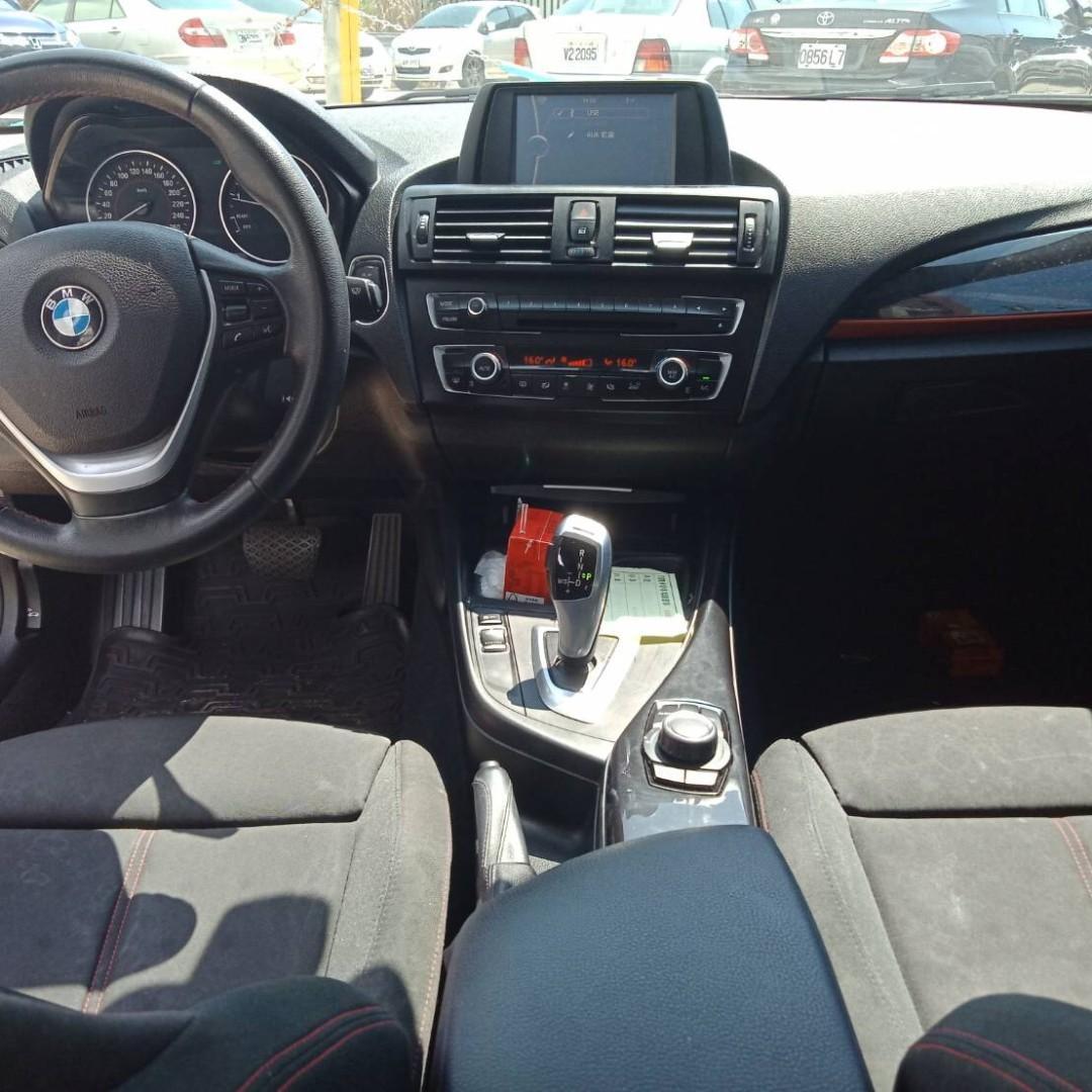 2013年  BMW   116I   SPORT   LINE