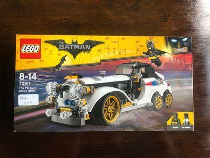 Lego 70911 penguin arctic roller