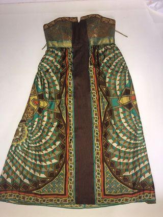 dress - Strapless dress