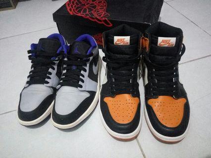 Nike Air Jordan 1 High dan Low