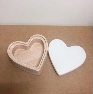Kikki K Heart Box