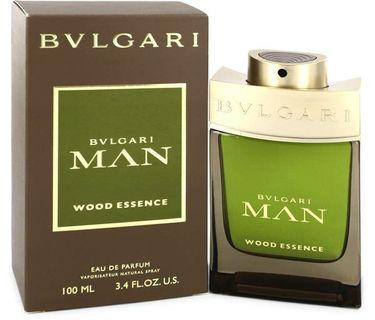 BVLGARI 香水Bvlgari Man Wood Essence Cologne   NEW UNOPENED 50% DISCOUNT HALF PRICE