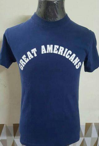 Vintage American Great Tag Hanes