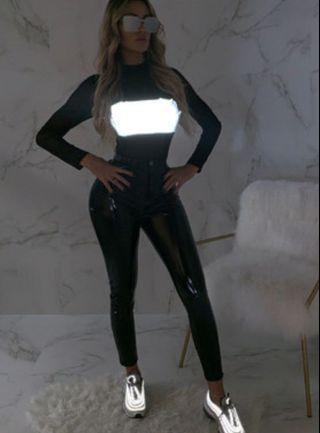 🚚 3M Reflective Bodysuit #AmplifyJuly35