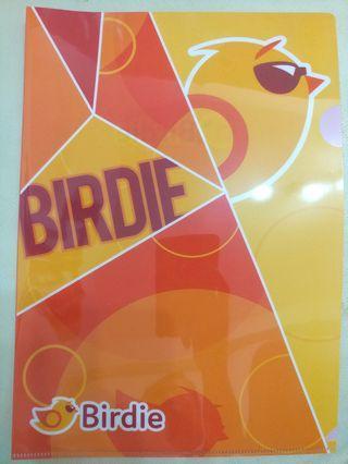 Birdie 自由鳥 A4 folder