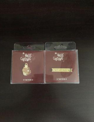 [WTS] SNSD Taeyeon The Magic Of Christmas TimeConcert Goods