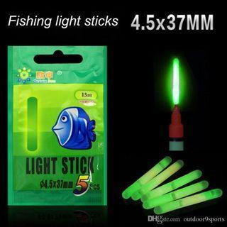 Fishing Light Sticks