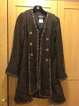 Chanel 秀款美外套