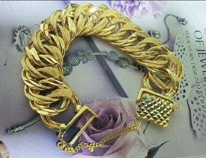 Bangkok gold lipan sajat 2.2cm width