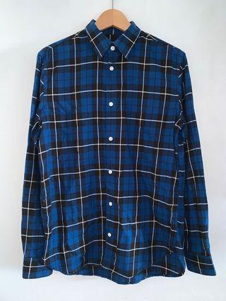 🚚 H&M Checkered Shirt