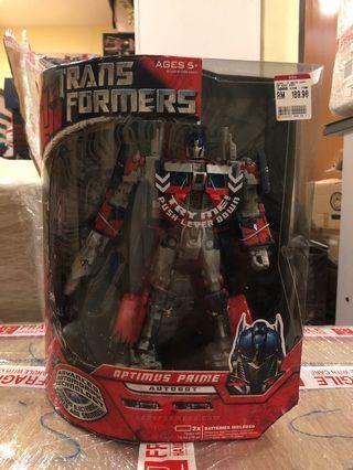 Transformers MISB Leader Class Optimus Prime