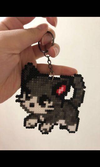 貓咪鑰匙圈
