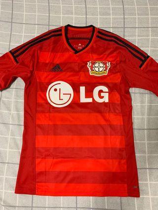 Bayer Leverkusen Home Jersey