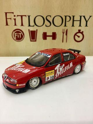 Alfa Romeo 156 rally(minichamps)1/43