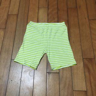 二手7號 Carter's 女童居家短褲睡褲內搭短褲安全褲 7歲
