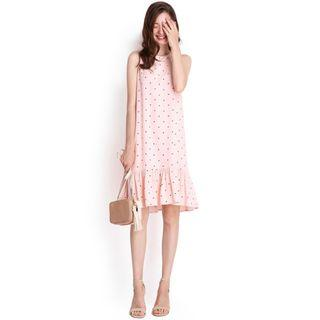 Lilypirates Playful Ensemble dress in Peach pink