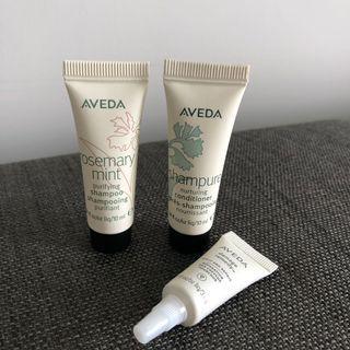 💯 [Aveda] All ~ Hair Care Travel Kits #CarousellFaster