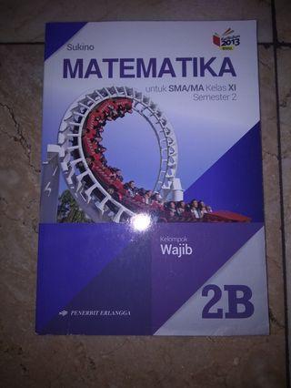 Buku matematika wajib kelas 11
