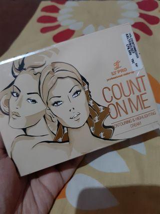 LT Pro Count On Me Contour & Highlight Cream
