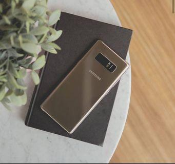 Samsung not 8