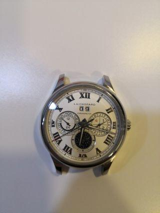 Men's watch, moon phase, automatic