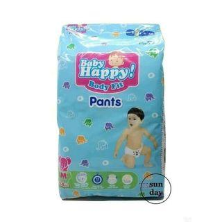 Pampers Baby Happy Pants,Popok Sekali Pakai.