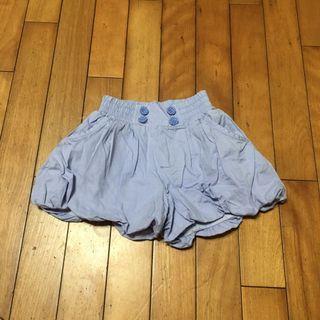 二手約6-7歲 正韓 女童燈籠短褲