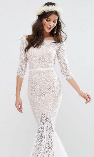 Jarlo London ROM/Wedding Gown