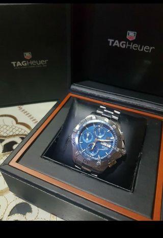 Assalamualaykum...di jual Cepat jam tangan T4G Heuer