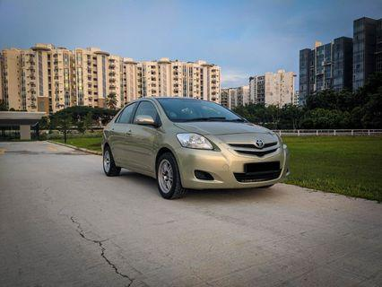 Toyota Vios 1.5 E Manual