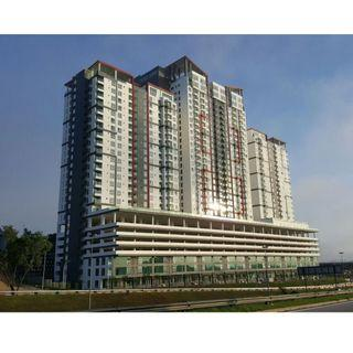 Duplex Penthouse at Silk Residence For Sale