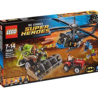 76054 Batman Scarecrow Harvest of Fear