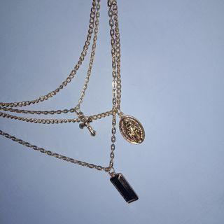 Rowan Layered Necklace