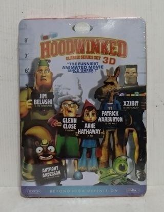 Hoodwinked DVD Metal Box Set (Chins Edition)