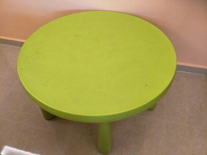 Ikea kid table