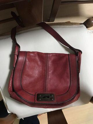 Fossil crossbody barely used