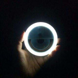 Ring Light Lampu Selfie