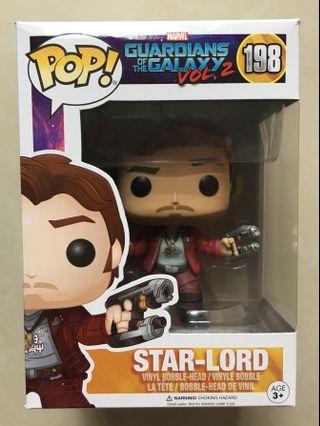Marvel Star Lord 星爵@Funko#198