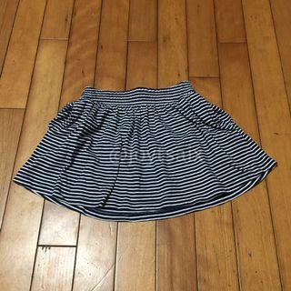 二手約6-7歲 120cm 女童M號 Uniqlo 棉裙短裙
