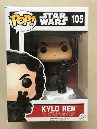 Star Wars Kylo Ren 雷恩@Funko#105