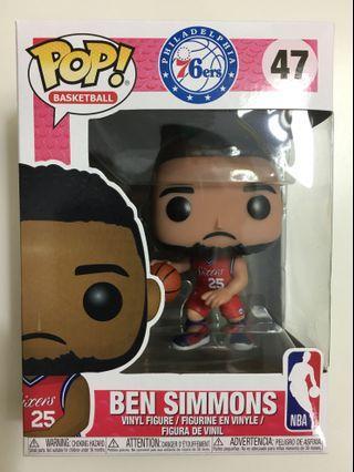 NBA Ben Simmons 班西蒙斯@Funko#47