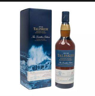 🚚 Talisker Distiller Edition