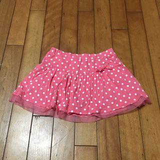 二手約6-7歲 腰鬆 棉裙褲裙短裙