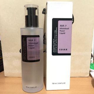 Cosrx AHA 7 Whitehead Power Liquid #beautyunder99k