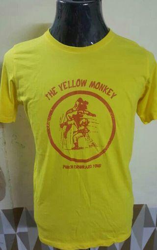 Vintage Japan Rock Band The Yellow Monkeys