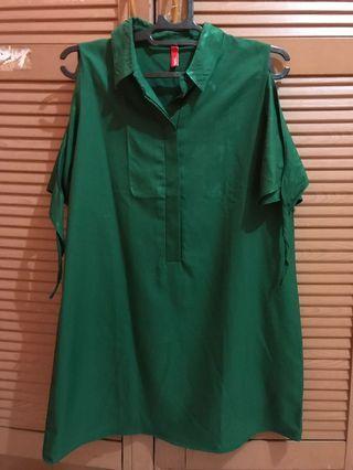 Mididress Green / Hijau